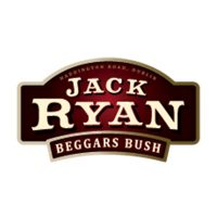 Jack Ryan 'Beggars Bush' 12 year old Single Malt Irish Whiskey has been aged for 12 years in ex-bourbon barrels, with no chill filtration, allowing the true flavours of the whiskey to be retained. The golden amber glow and nose of sweet, oaky vanilla, sets you up for a delicious mouthful of silky, honey sweetness with a long, warm-hearted, lingering, spicy finish.