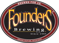 Founders Brewing Company is a brewery in Grand Rapids, Michigan, known for producing several highly rated and award-winning craft-style ales, including KBS (Kentucky Breakfast Stout), Centennial IPA, Dirty Bastard, and Founders Porter. Since its founding as a craft brewery in the mid 1990s, it has grown to become the 15th largest brewery in the United States, and a prominent member of the West Michigan brewing industry.